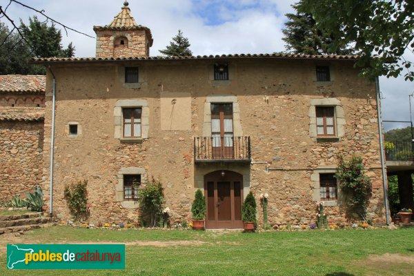 Arbúcies - Sant Cristòfol de Cerdans, rectoria