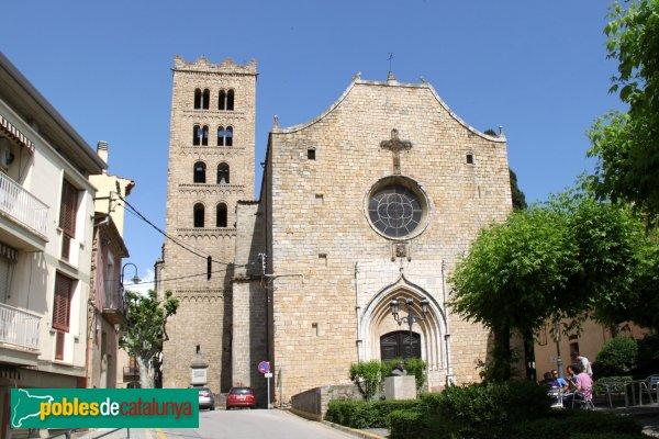 Breda - Església de Sant Salvador