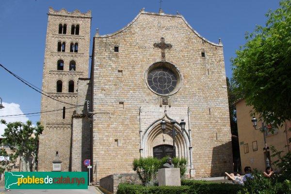 Breda - Església del monestir de Sant Salvador