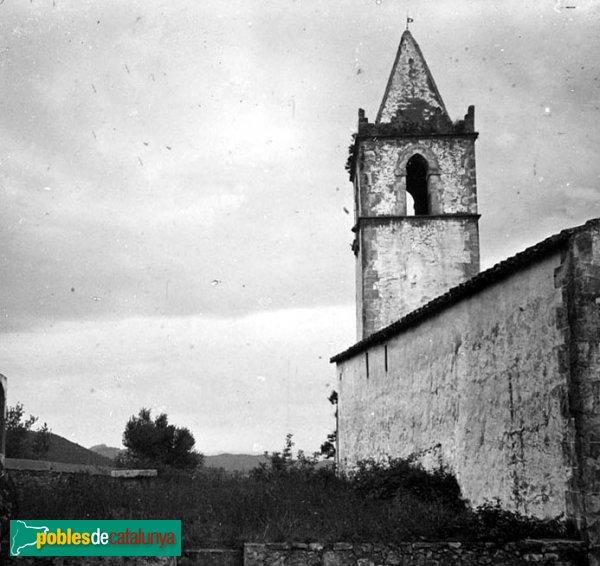 Sant Feliu de Buixalleu - Església de Sant Feliu