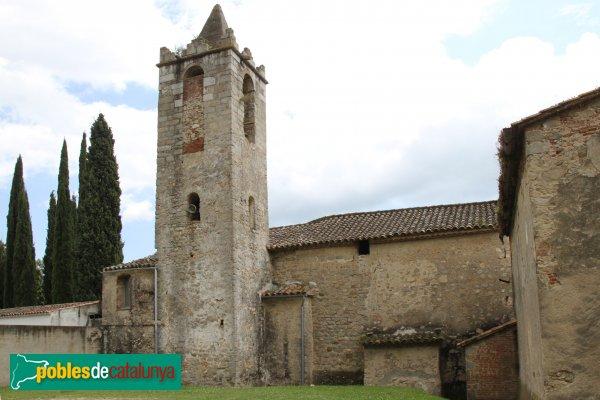 Sant Feliu de Buixalleu - Església de Sant Llorenç de Gaserans
