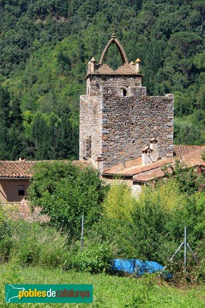 Osor - Torre de Recs i campanar