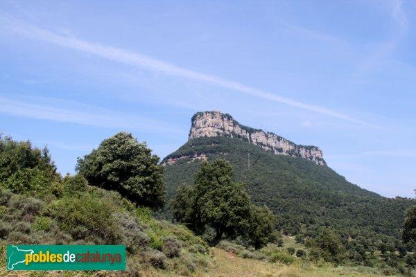 Susqueda - El Far des de Sant Martí