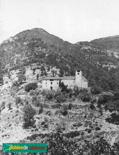 Sant Hilari Sacalm - Sant Martí de Querós
