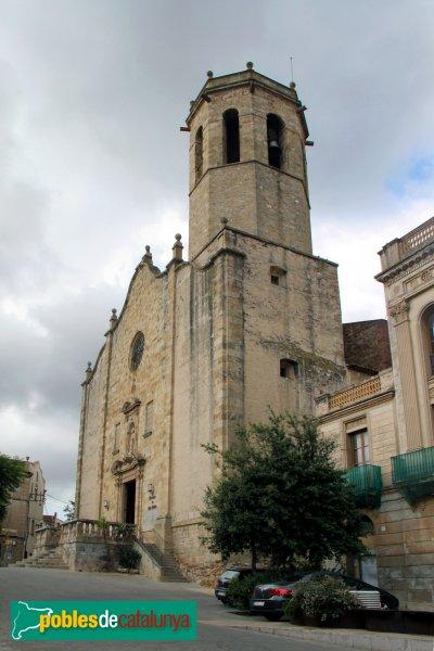 Sant Boi de Llobregat - Església de Sant Baldiri