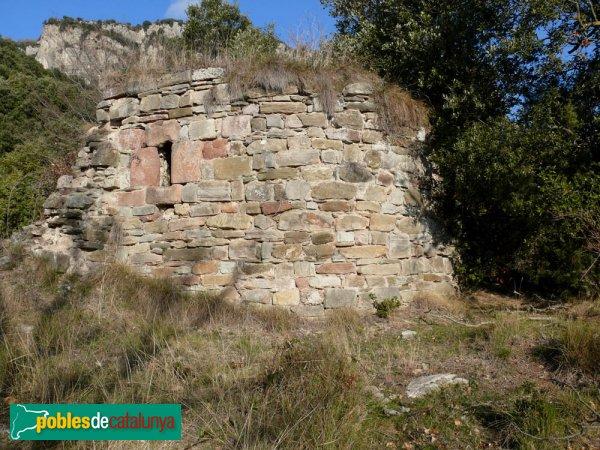 Susqueda - Sant Pere de Fornils