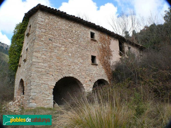 Susqueda - El Roure, casa nova