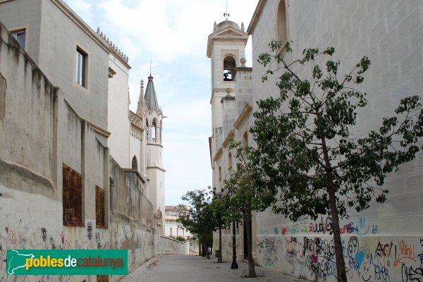 Sant Boi de Llobregat - Hospital Psiquiàtric