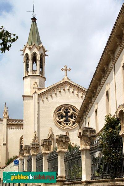 Sant Boi de Llobregat - Església de l´Institut Psiquiàtric