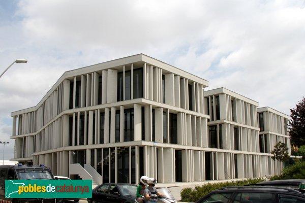 Sant Boi de Llobregat - Jutjats
