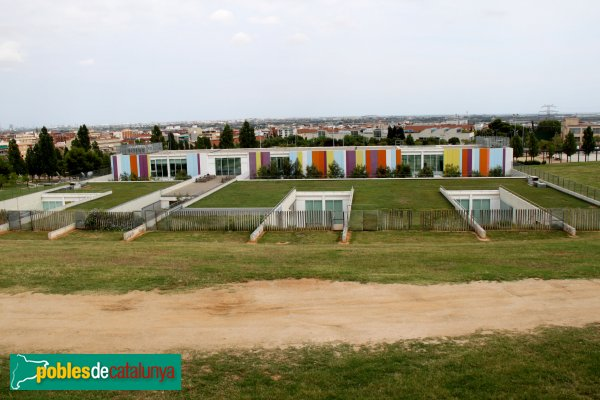 Sant Boi de Llobregat - Biblioteca Jordi Rubió i Balaguer