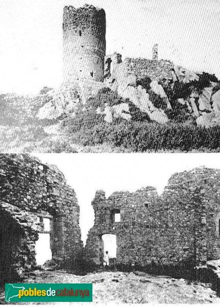 Cabrera de Mar - Castell de Burriac