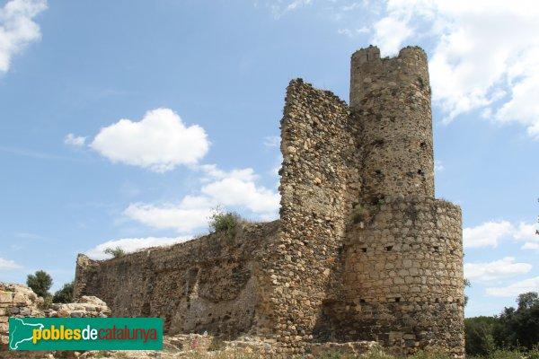 Vidreres - Castell de Sant Iscle