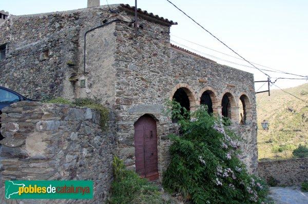 Port de la Selva - La Vall de Santa Creu