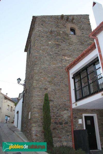 Selva de Mar - Torre del carrer Estret