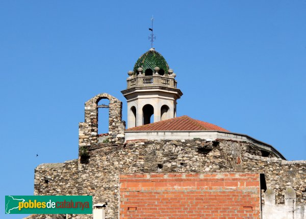 LLançà - Església de Sant Vicenç
