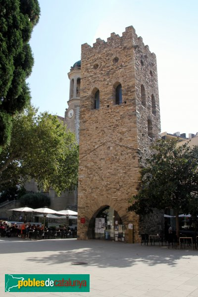Llançà - Torre de la Plaça