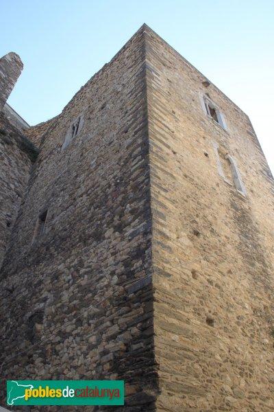 Llançà - Torre de l´Homenatge
