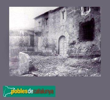 Llançà - Palau de l'Abat