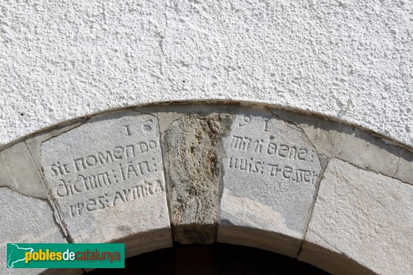 Llançà - Capella de la Mare de Déu del Port