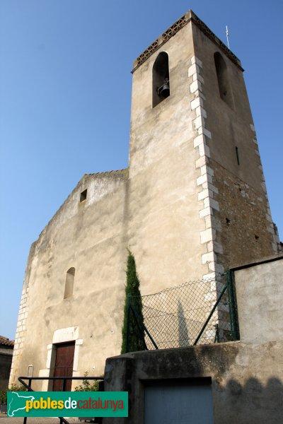 Santa Llogaia d'Àlguema - Església parroquial