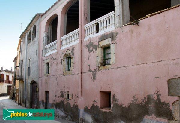 Santa Llogaia d'Àlguema - Casa del carrer Sant Antoni, 11