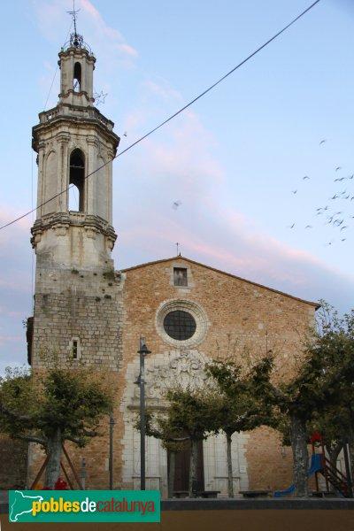 Borrassà - Església de Sant Andreu