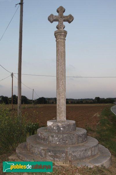 Borrassà - Creu de la Carretera
