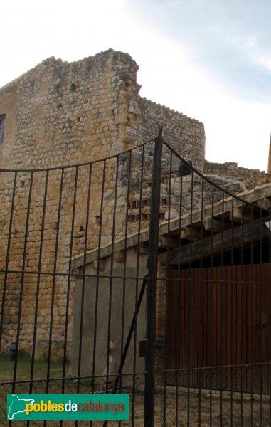 Avinyonet de Puigventós - Castell d´Avinyonet