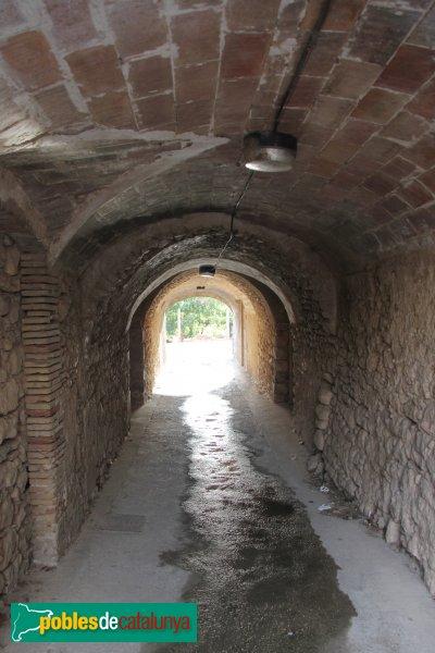 Avinyonet de Puigventós - Volta del carrer de Llers