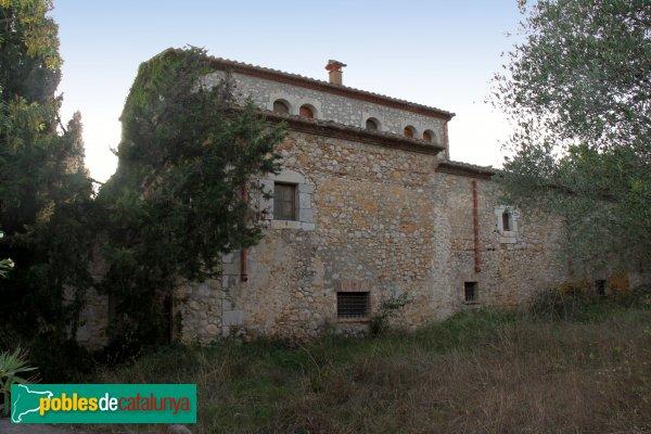 Avinyonet de Puigventós - Mas Margall