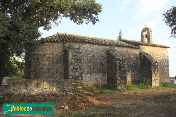 Avinyonet de Puigventós - Santa Eugènia
