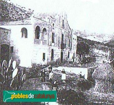 Cabrera de Mar - Ca l'Escarramant, foto antiga