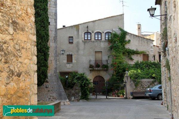 Avinyonet de Puigventós - Nucli antic