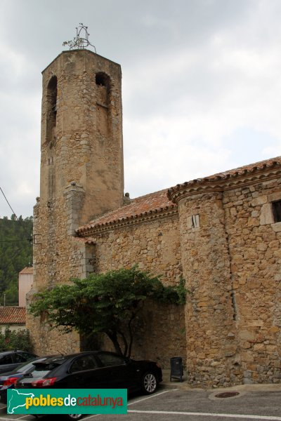 Biure - Església de Sant Esteve