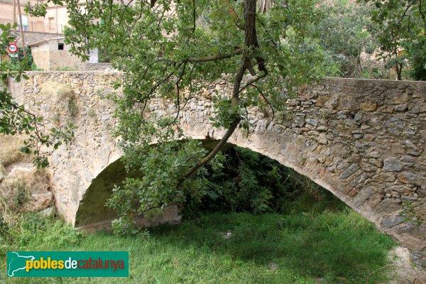 Biure - Pont medieval