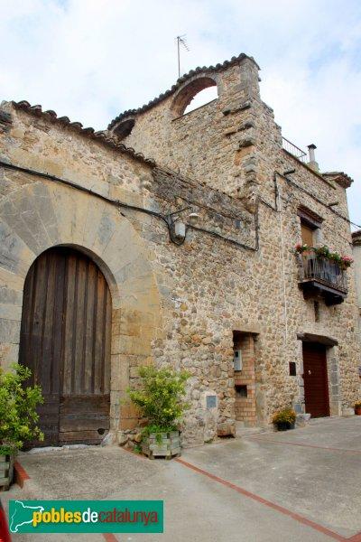 Boadella - Castell-palau
