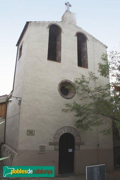Boadella - Església de Santa Cecília