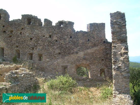 Les Escaules - Castell