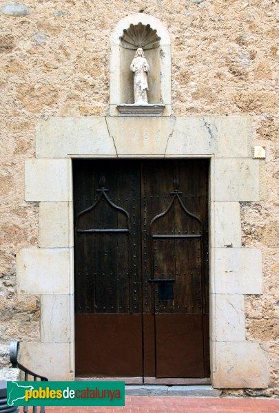 Les Escaules - Església de Sant Martí