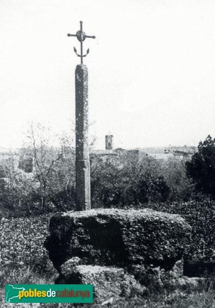 Cistella - Creu de terme