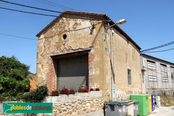 Cistella - Antiga capella de Sant Sebastià