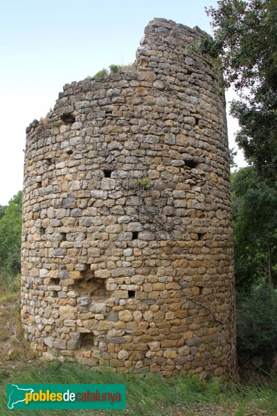 Llers - Castell d´Hortal