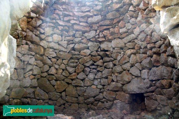 Llers - Cabana de pedra seca