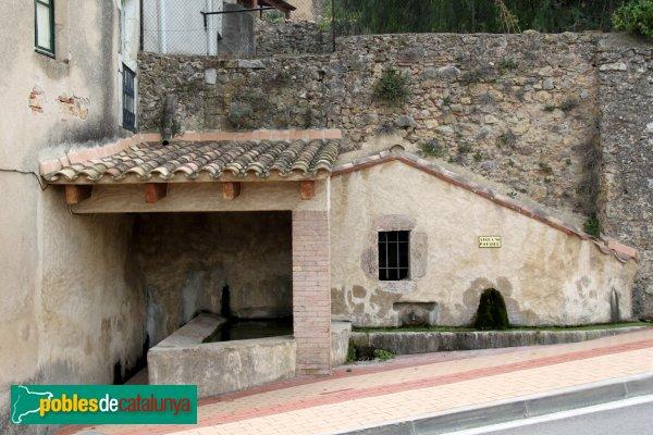 Llers - Font de la Vall