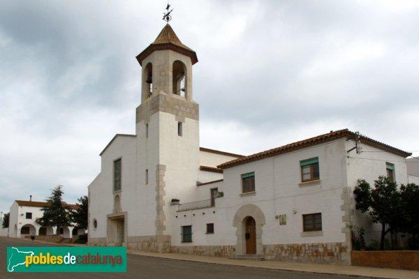 Llers - Església de Sant Julià i rectoria