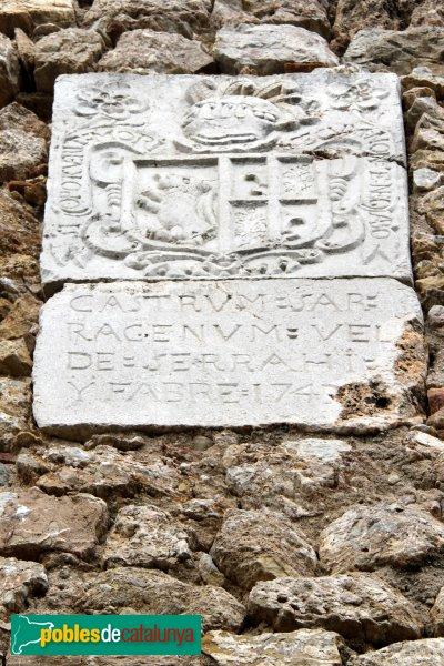 Llers - Castell de Sarraí