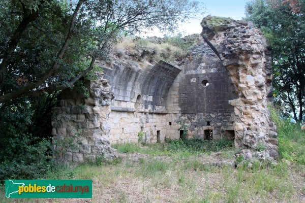 Navata -Sant Joan del Castell de Navata