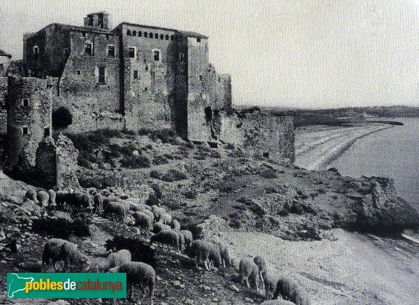 Tarragona - Castell de Tamarit, abans de la reforma