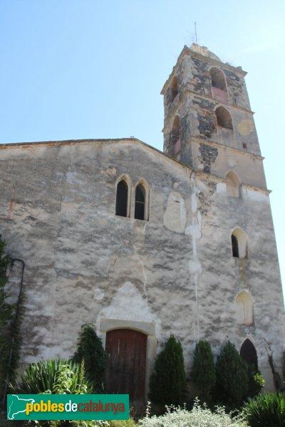 Riudarenes - Sant Martí de l'Esparra